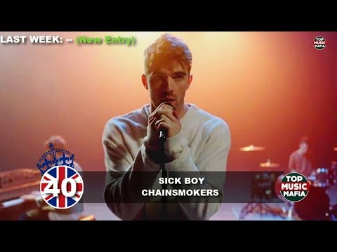 Top 40 Songs of The Week - February 3, 2018 (UK BBC CHART)
