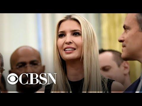Ivanka Trump receives 5 trademarks from China amid trade negotiations