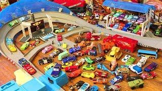 Тачки 3 Молния Маквин Джексон Шторм Гонка Мультики про Машинки Cars 3 Lightning McQueen Florida 500