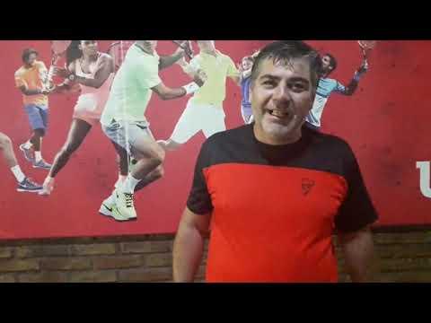 SEQUEIROS MOGGIA, Leandro  Master 2018  Nota de Campeon