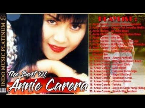 ANNIE CARERA - Pilihan Lagu Terbaik Annie Carera Sepanjang Karir      720p