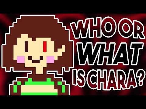 Who or What is Chara? Are They Good or Evil? Undertale Theory | UNDERLAB