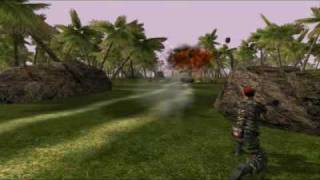 Joint Operations Escalation trailer