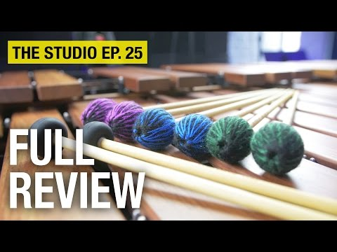 Marimba One Colin Currie Series (CCB1~CCB4) Full Review + Sound Test