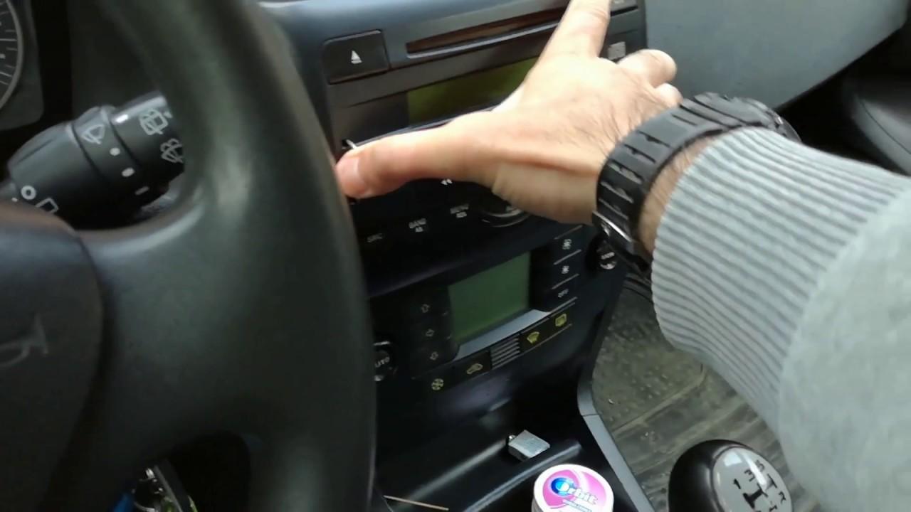 SUPPORT AUTORADIO FIAT STILO