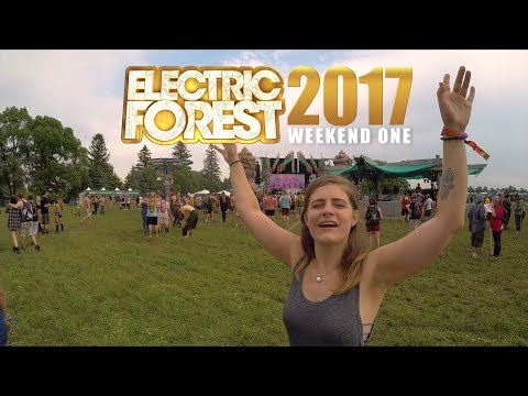 Electric Forest 2017 - Weekend One | Jai Wolf - Indian Summer