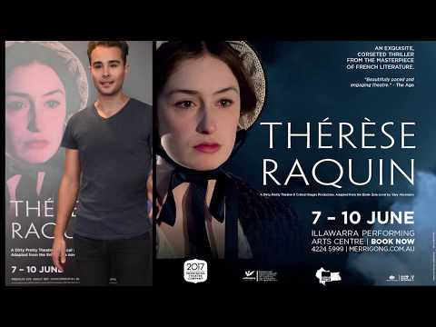 Therese Raquin @ IPAC 7 - 10 June with Andre Jewson