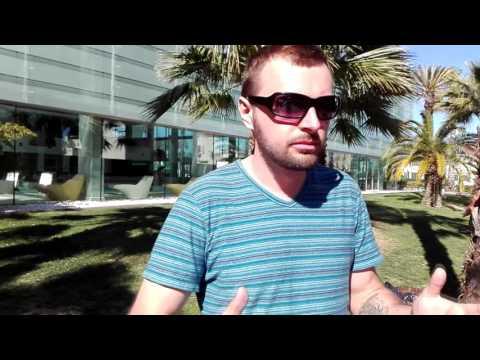 Видео отеля Estival Park Salou Hotel 4* (Коста Дорада, Испания)