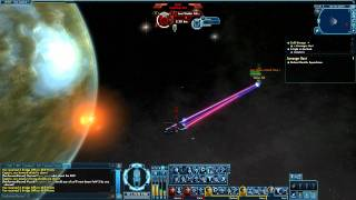 Star Trek Online - Cold Storage, Part 1 - The Enemy of My Enemy is My Kill Steal