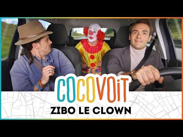 Cocovoit - Zibo le Clown