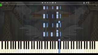 Repeat youtube video Synthesia | Blumenkranz from Kill la Kill [Piano] [HD] +Download