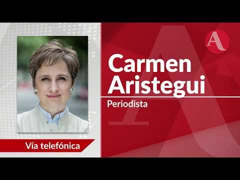 Así inició #AristeguiEnVivo este 22 de noviembre 2017