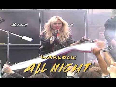 Warlock - All Night 1985 mp3