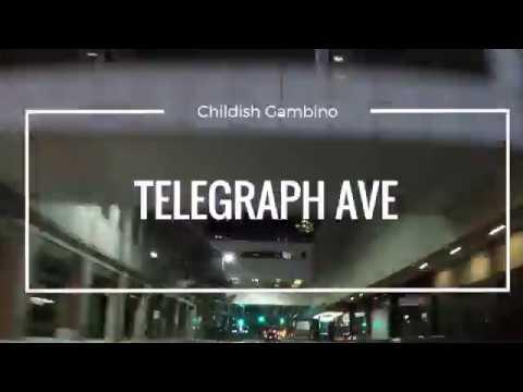 Telegraph Ave (Oakland by Lloyd)