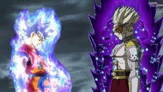 Super Dragon Ball Heroes Cap 13「AMV」Alan Walker - On My Way | Faded [ Mashup ]