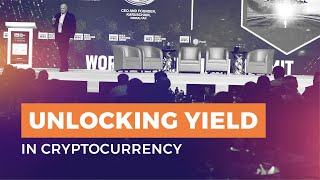 Unlocking Yield in Cryptocurrency Assets  | Richard Verkley