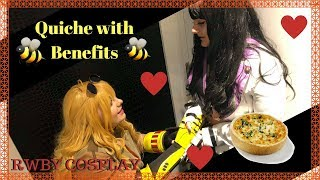 """""""Quiche with Benefits"""": RWBY Cosplay"""