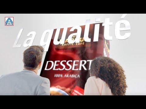 ALDI Luxembourg - Markus café dessert