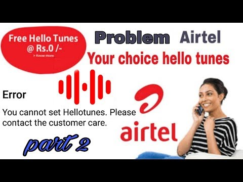 Download How To Set Caller Tune In Airtel 2019 Latest