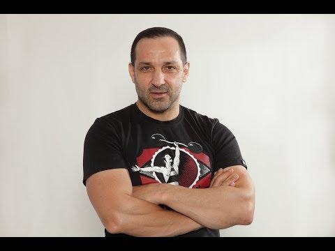 Ο Μανώλης Μαυρομουστακάκης στην DHI Αθήνας