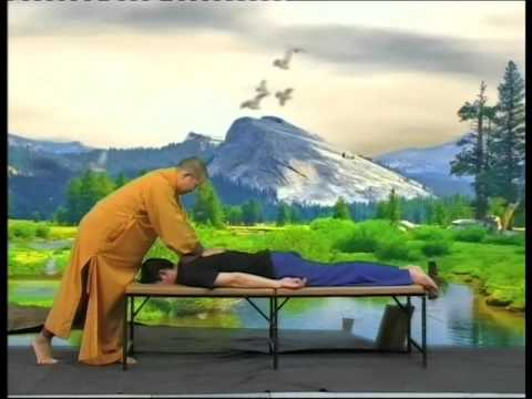 Master DaLong Tairopractic therapy 3达隆法师整脊疗法