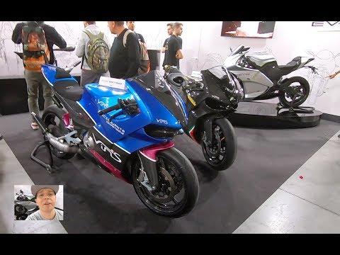 VINS MOTORS - MOTORCYCLE COMPILATION ELECTRIC BIKE EV-01 AND DUECINQUANTA WALKAROUND
