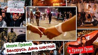 Мятежная БЕЛАРУСЬ. День шестой: результаты ЦИК, призыв Тихановской, живой Лукашенко. Прямой эфир