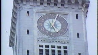 Boston's Custom House Clock - Restoring An Enduring Landmark