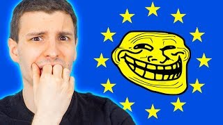 Wait, Europe is ACTUALLY Banning Memes?