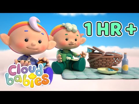 Cloudbabies - Easter One Hour Special! | Full Episodes | Cartoons For Kids