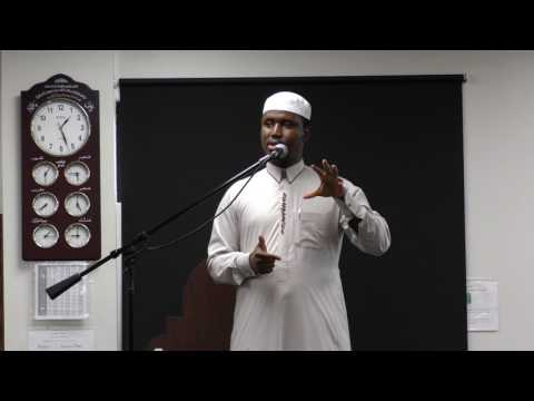 Close People to Allah | أولياء الله | Friday Khutbah 7 Apr 2017 | By Mohamed Ahmed Moussa