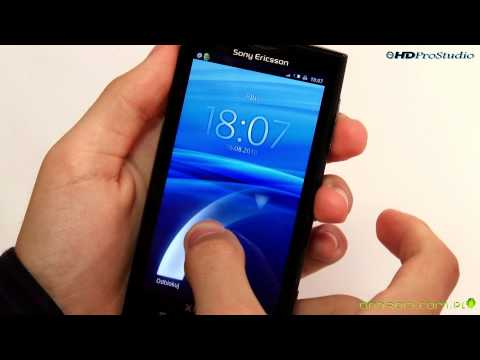 Wideorecenzja Sony Ericsson Xperia X10, cz.1/3 - Android.com.pl (Full HD)