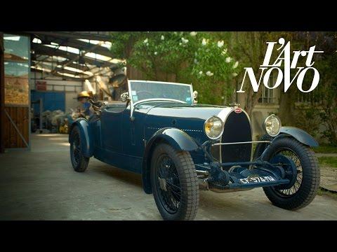 L'Art Novo: Bugatti's glorious past is alive at Garage Novo