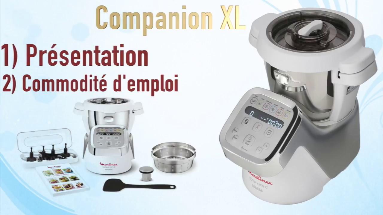 Companion Xl Test Complet Robot Cuiseur Moulinex Cuisine