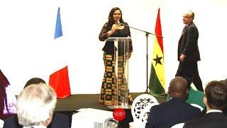 Ghana Embassy in France Celebrates Ghana