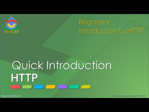 Quick introduction to HTTP fundamentals
