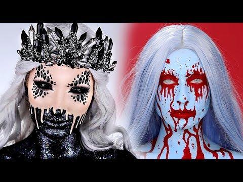 15 COOL Halloween Makeup IDEAS + COSTUME IDEAS FOR HALLOWEEN