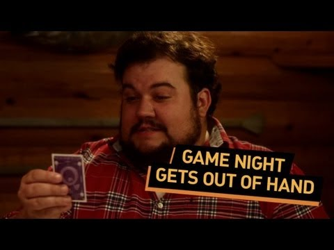 Game Night Gets Out of Hand