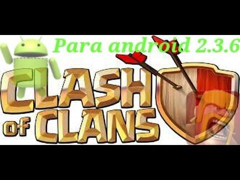 clash of clans на андроид 2.1