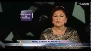 Sainete Partidista AZTECA Barra de Opinión
