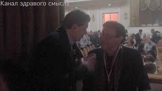 Эта встреча оказалась последней: Евгений Понасенков и Зураб Соткилава (9.06.2017).