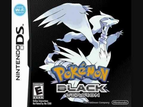 Game Sync [Pokémon: Black & White]