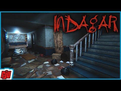 Indagar   Free Indie Horror Game   PC Gameplay Walkthrough
