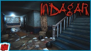 Indagar | Free Indie Horror Game | PC Gameplay Walkthrough