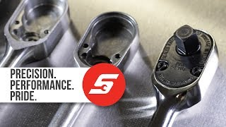 Ratchets | Precision in Manufacturing | Snap-on Tools