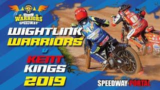 Isle of Wight 'Wightlink Warriors' vs Kent 'Kings' : National League : 27/06/2019