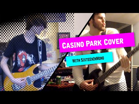 Casino Park (Sonic Heroes) Guitar Cover Feat. SixteenInMono