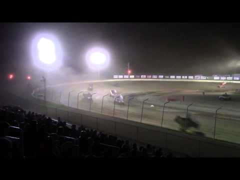 Limaland Motorsports Park Sprint Feature 5-22-15
