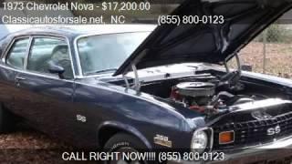 1973 Chevrolet Nova  - for sale in RALEIGH, NC 27603 #VNclassics