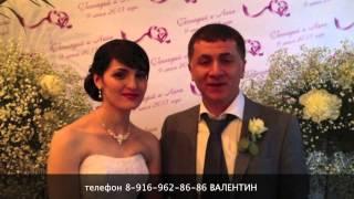 Отзывы тамада на свадьбу, юбилей Ресторан Ривьера(, 2014-08-22T12:01:22.000Z)